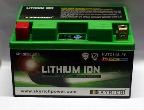 bateria litio carcross