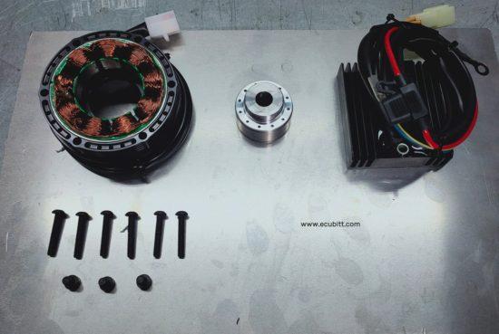 alternador racing bmw