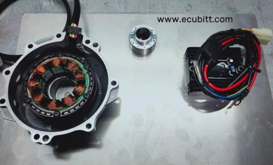 kit alternador racing zx10r